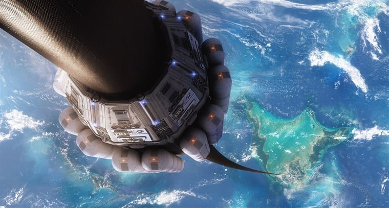 An Elevator To Space?