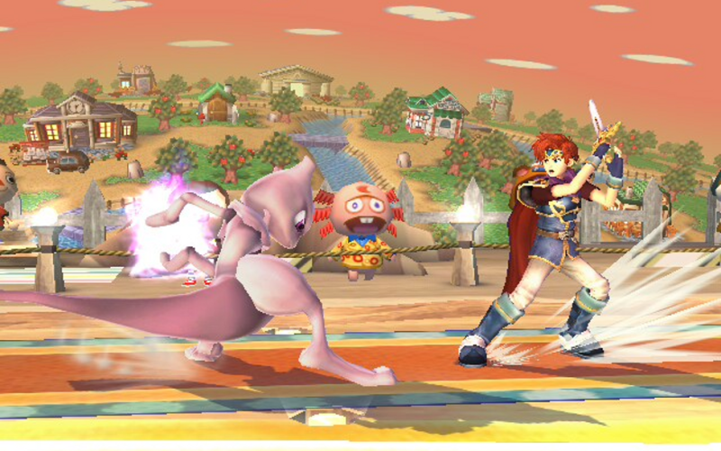 smash bros. project m
