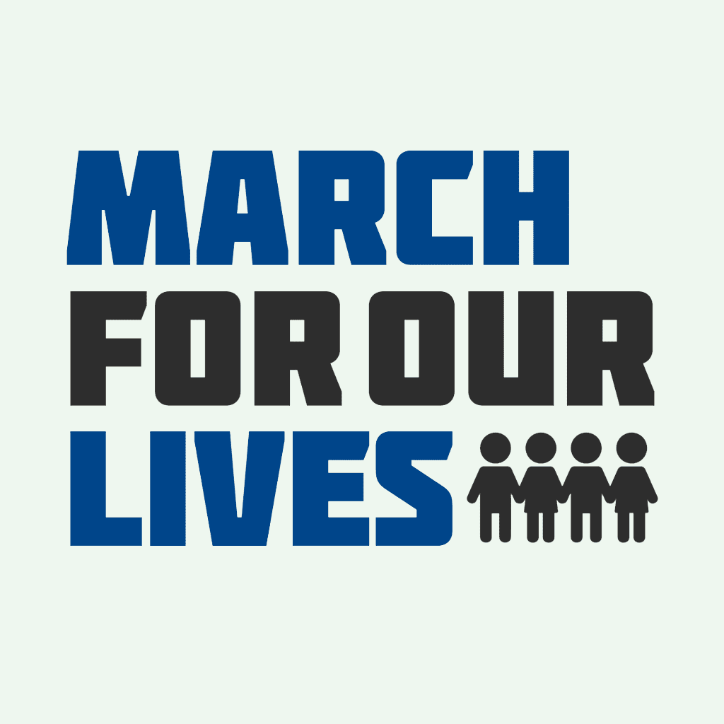 Image result for a march for our lives logo
