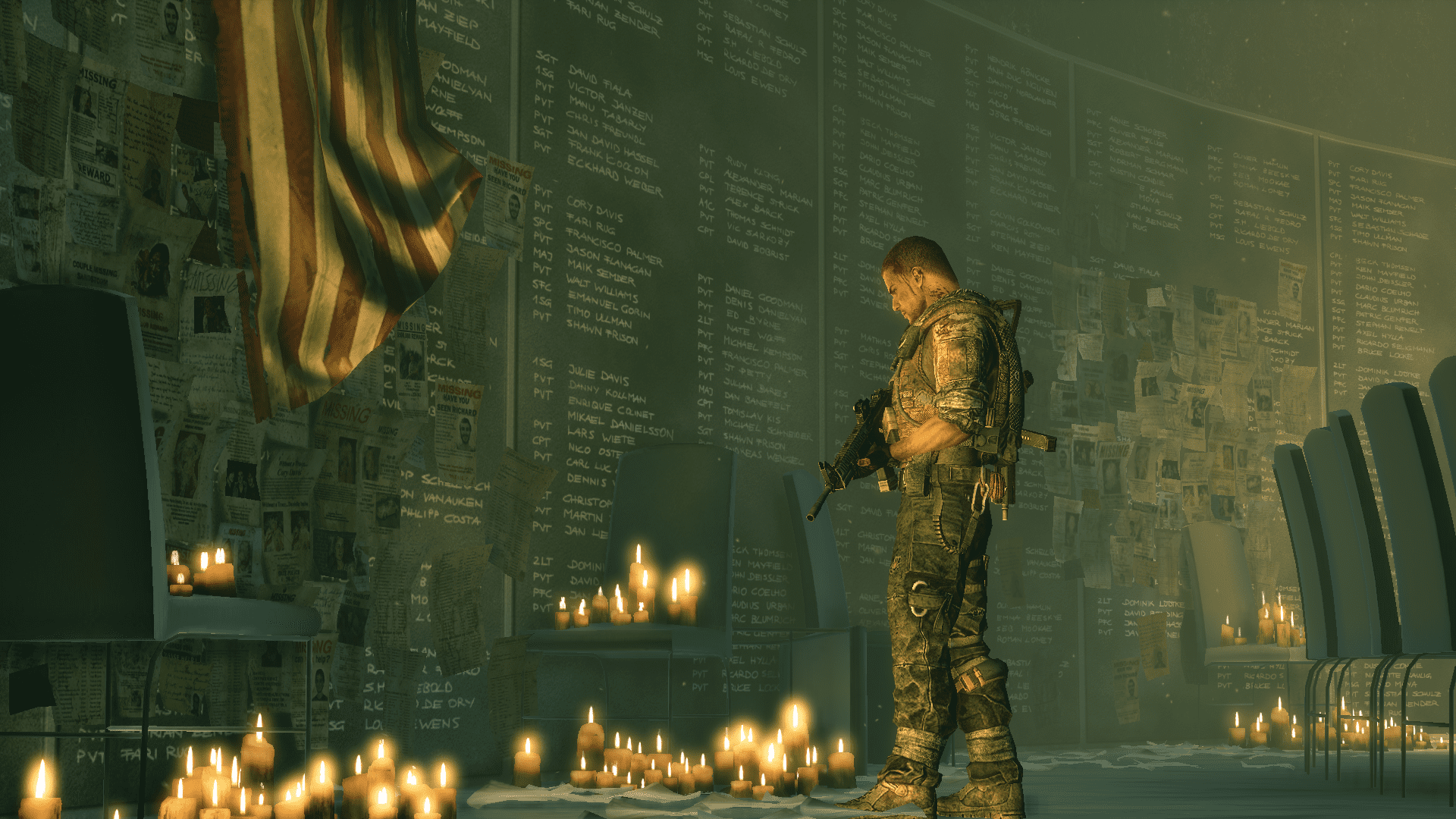 Screenshot from Spec Ops: The Line