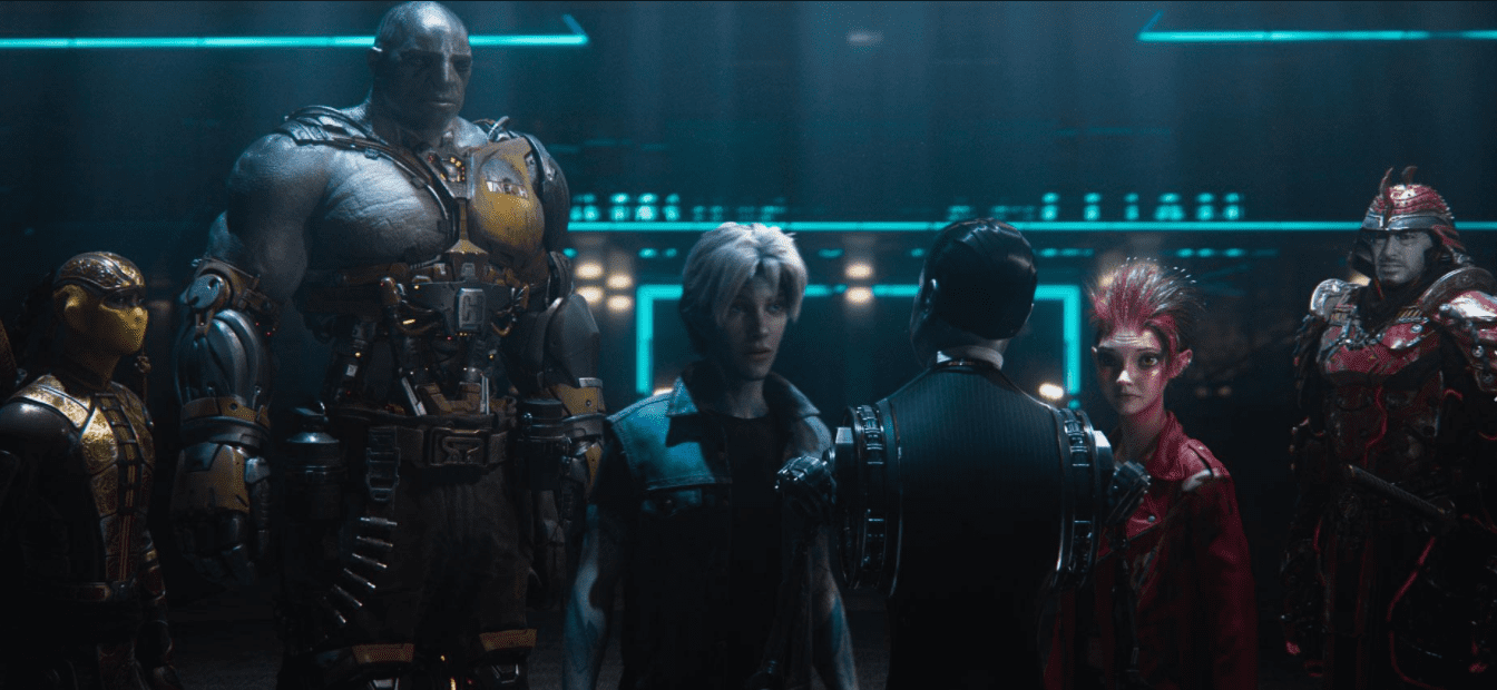 Ready Player One team
