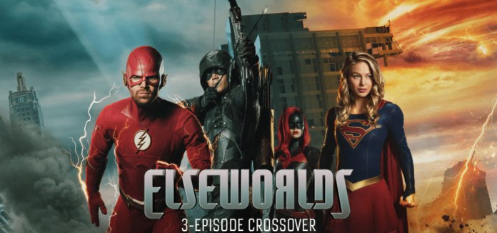 DC Elseworlds Crossover