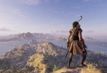 Kassandra in Assassin's Creed Odyssey