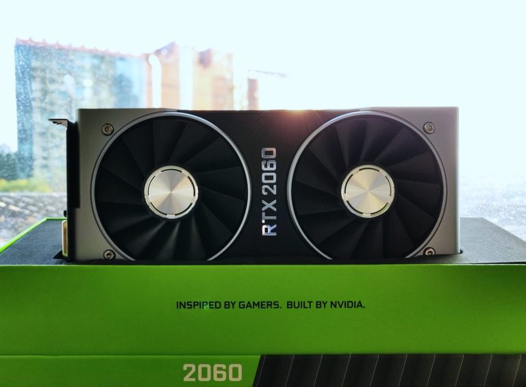 NVIDIA RTX 2060 Review: Testing DLSS and Raytracing on Turing Junior