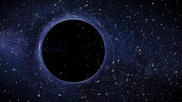 This Black Hole Could Be The Missing Link Of The Universe
