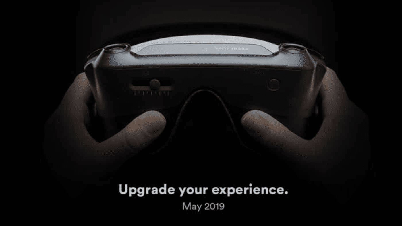 Valve Index teaser site on Steam