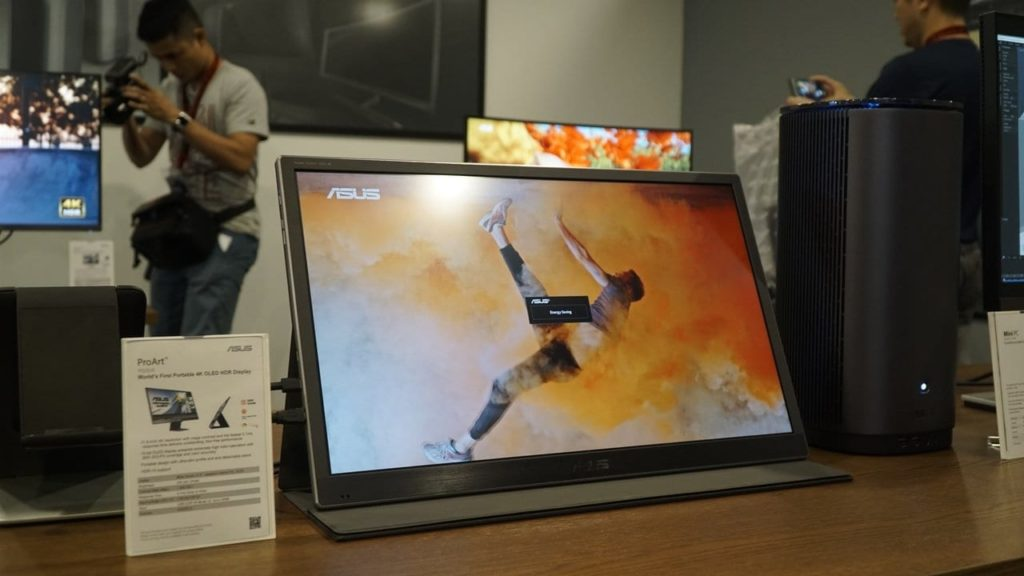 ASUS Releases ProArt 4K OLED Monitor