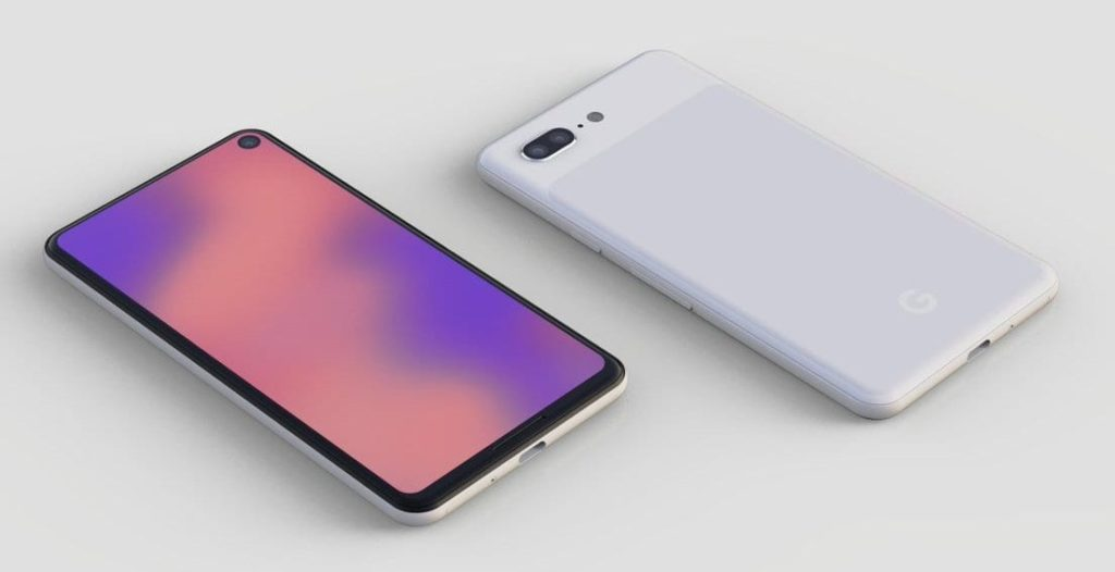 Google Pixel 4 design may have just been leaked