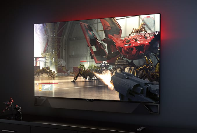 NVIDIA's 65-inch Big Format Gaming Display