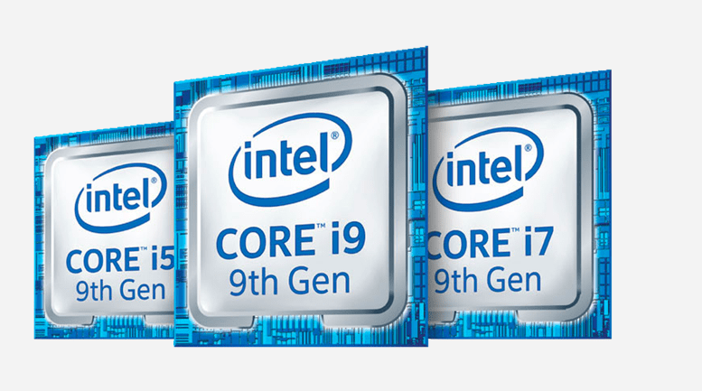 Intel 9th Generation Core i9