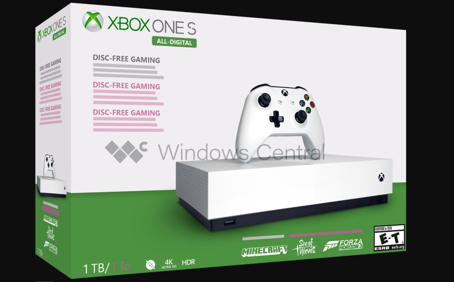 Microsoft's Next-Gen Xbox One S Maverick to Launch on 7th May