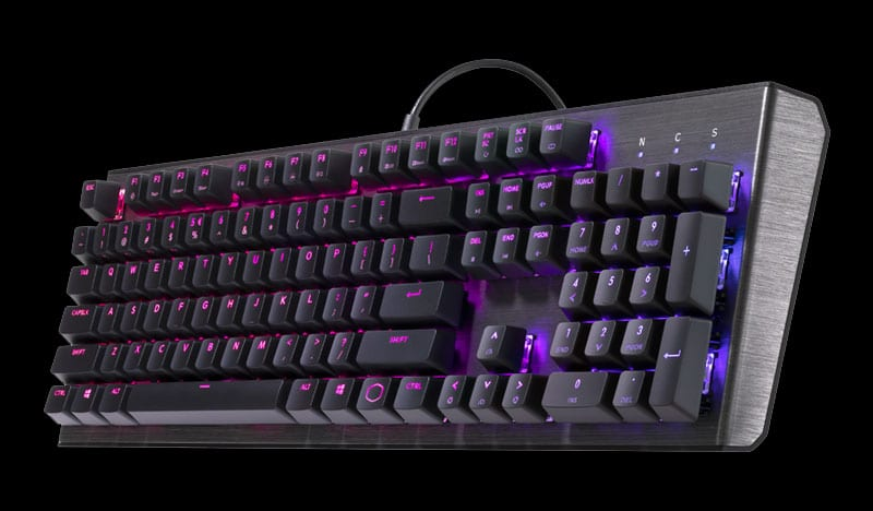Cooler Master CK550 Review: RGB Heaven