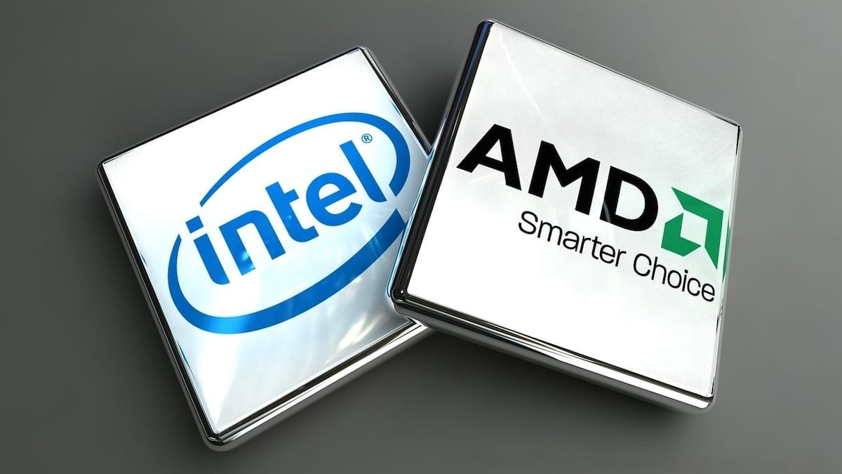 Image result for Intel and AMD CPU