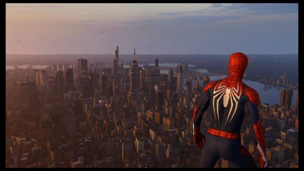 New York City in Marvel's Spider-Man PS4