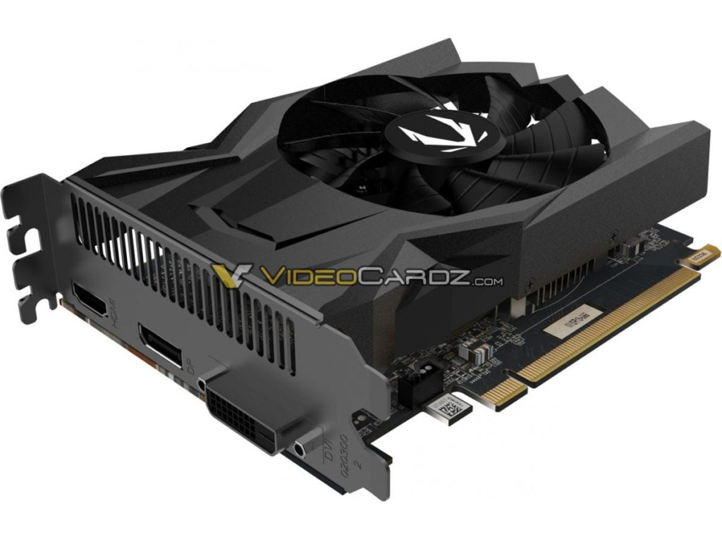 GeForce GTX 1650 Zotac
