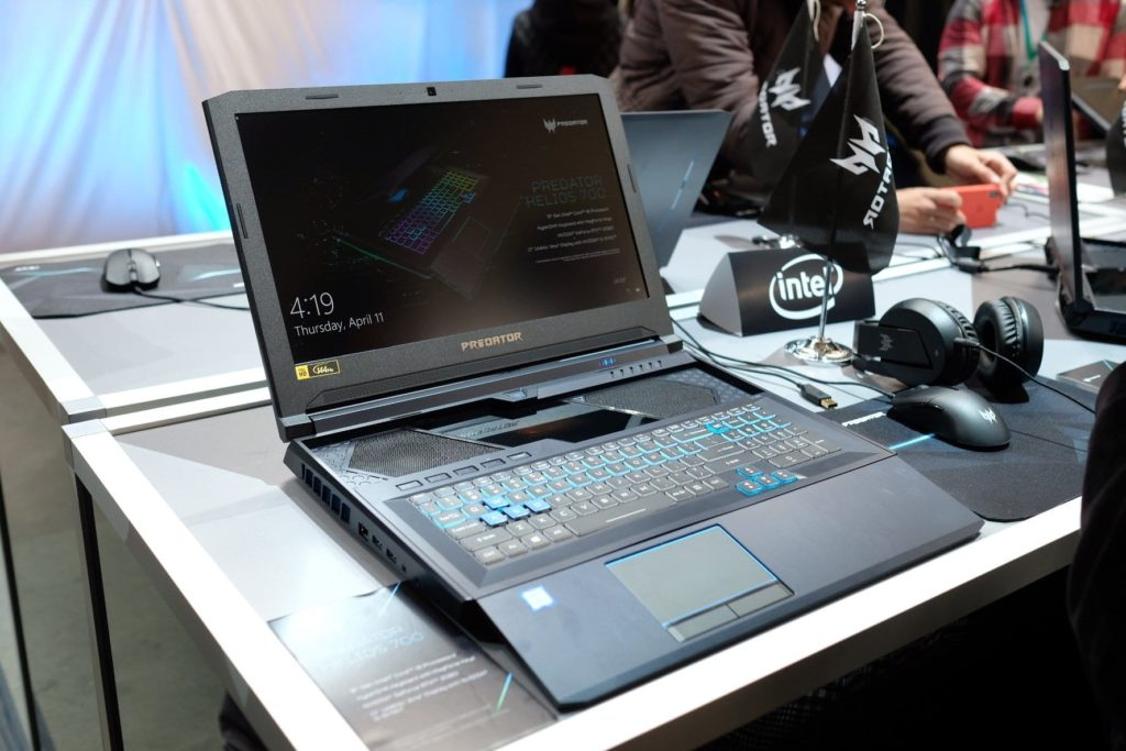 Acer Predator Helios 700: Top-Notch Specs with a New Gimmick for $2,699