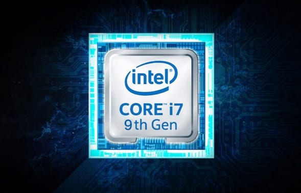 Intel's 9th Gen CPUs for Gaming laptops