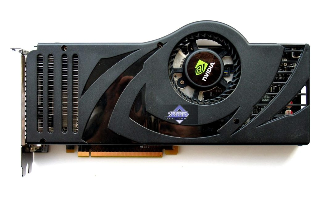 Most Used GPUs over the Past 15 Years - NVIDIA GeForce 8800 Ultra