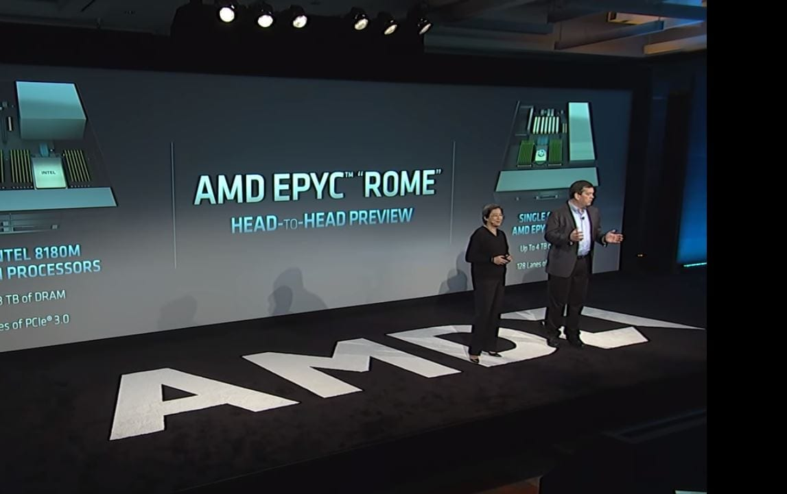 64 Core AMD Epyc Rome CPU Grabs #1 Rank on SiSoft Processor