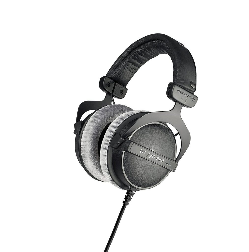 dt770pro headphone