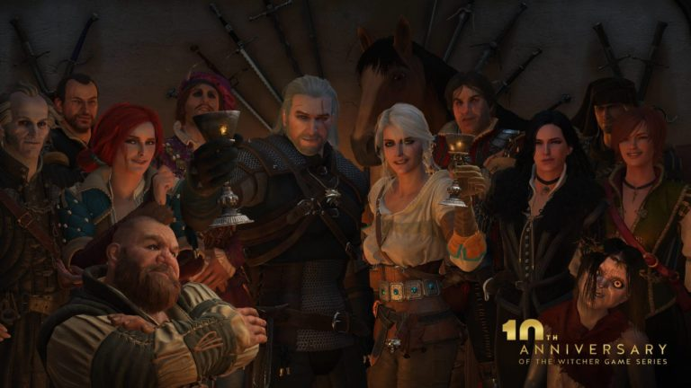 Remembering The Witcher 3 on its 3rd Anniversary