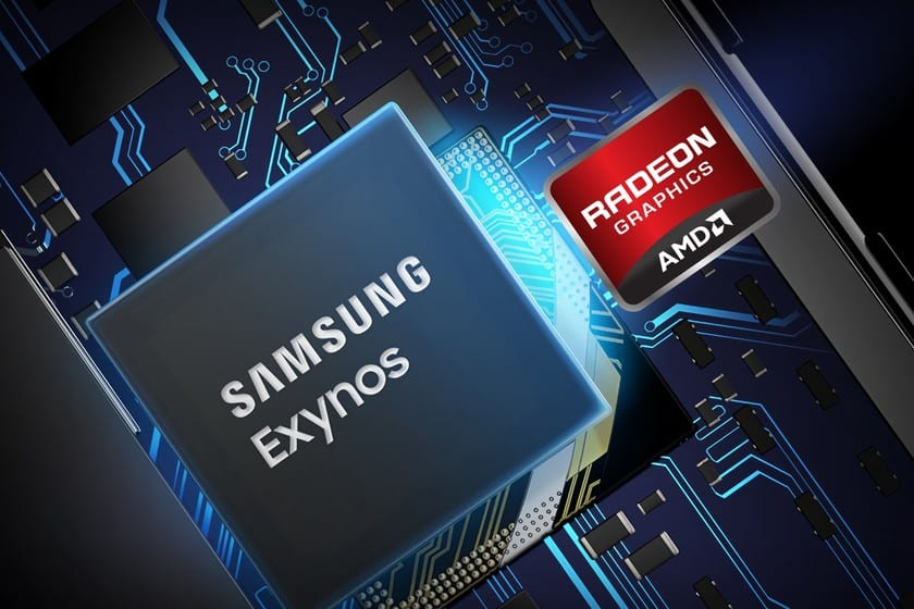 AMD and Samsung