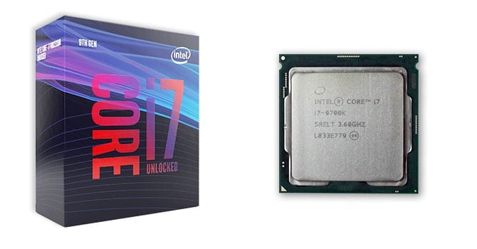 Intel Core i7-9700K Available for a Discounted Price of Just $375