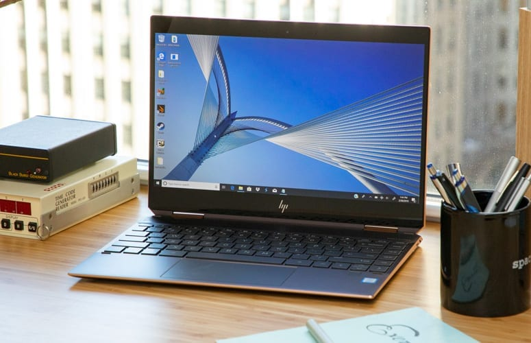 Intel Powered HP Spectre