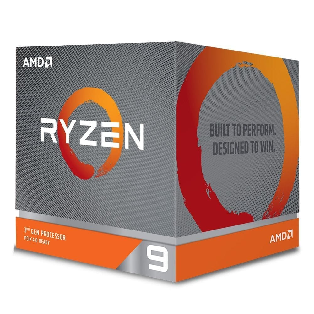 AMD Ryzen 3rd Gen Processors Pictured [Packaging and Boxes]
