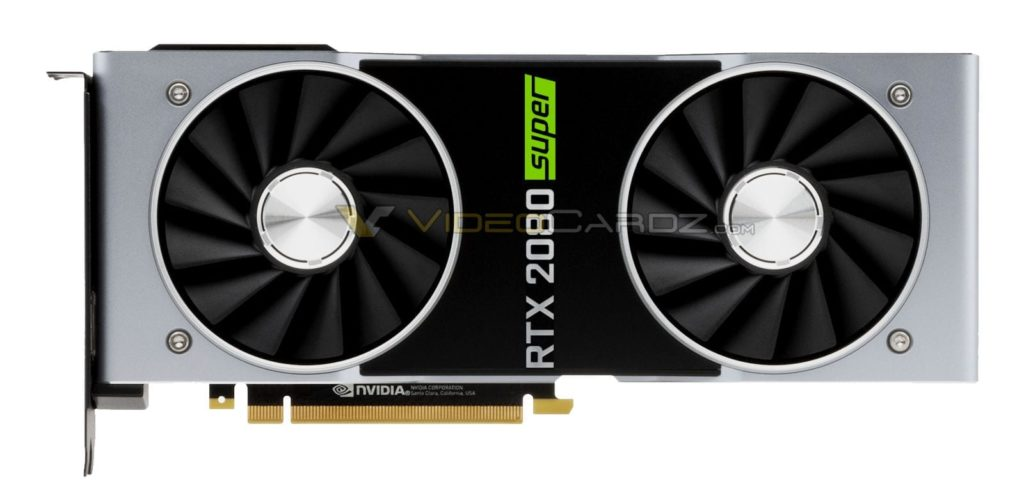 NVIDIA GeForce RTX 2080 Super to Cost $799, RTX 2070 Super $599 and 2060 Super $429