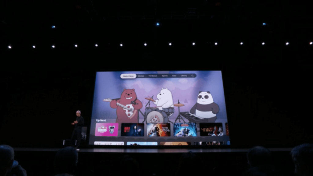 Apple's Revamped tvOS is Here, Many New Features [WWDC 2019]