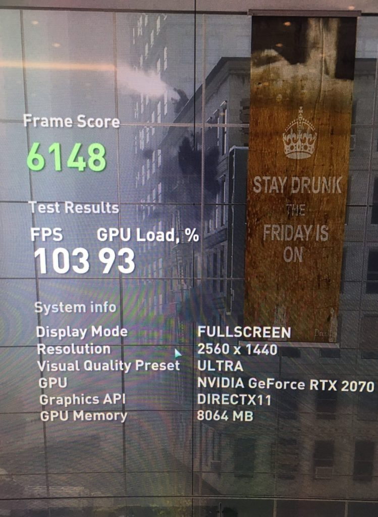 AMD Radeon RX 5700XT only 3FPS faster than NVIDIA RTX 2070 in World War Z