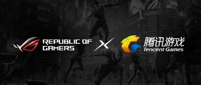 Asus Partners with PUBG Mobile Developer, Tencent Games; May launch the ROG Phone 2 in July