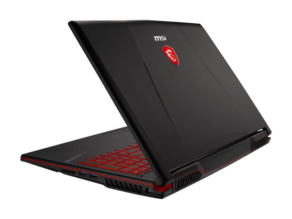 MSI GL63 Gaming Laptop on Sale, Available for Just $779: 8th Gen Intel Core i7, NVIDIA GTX Graphics