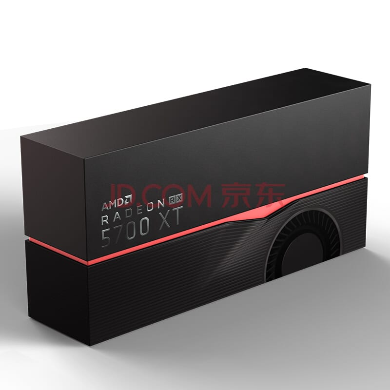AMD Radeon RX 5700 and RX 5700 XT Packaging Leaked by Chinese Retailer