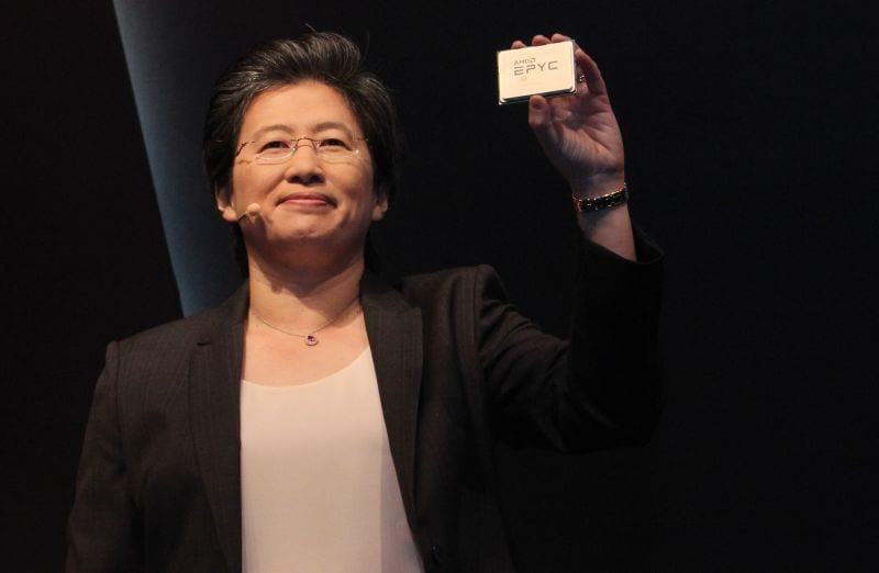AMD CEO and CTO Getting Huge Salary Bonuses This Season