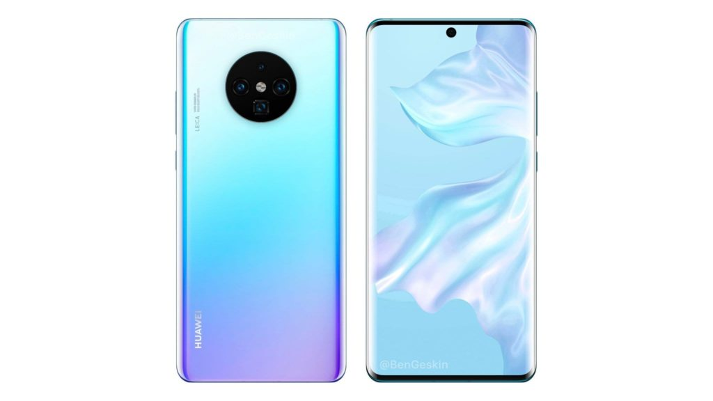 Huawei Mate 30 Pro: Everything We Know So Far