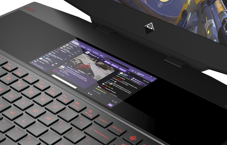 HP Launches OMEN X 2S - World's First Dual-Screen Gaming Laptop