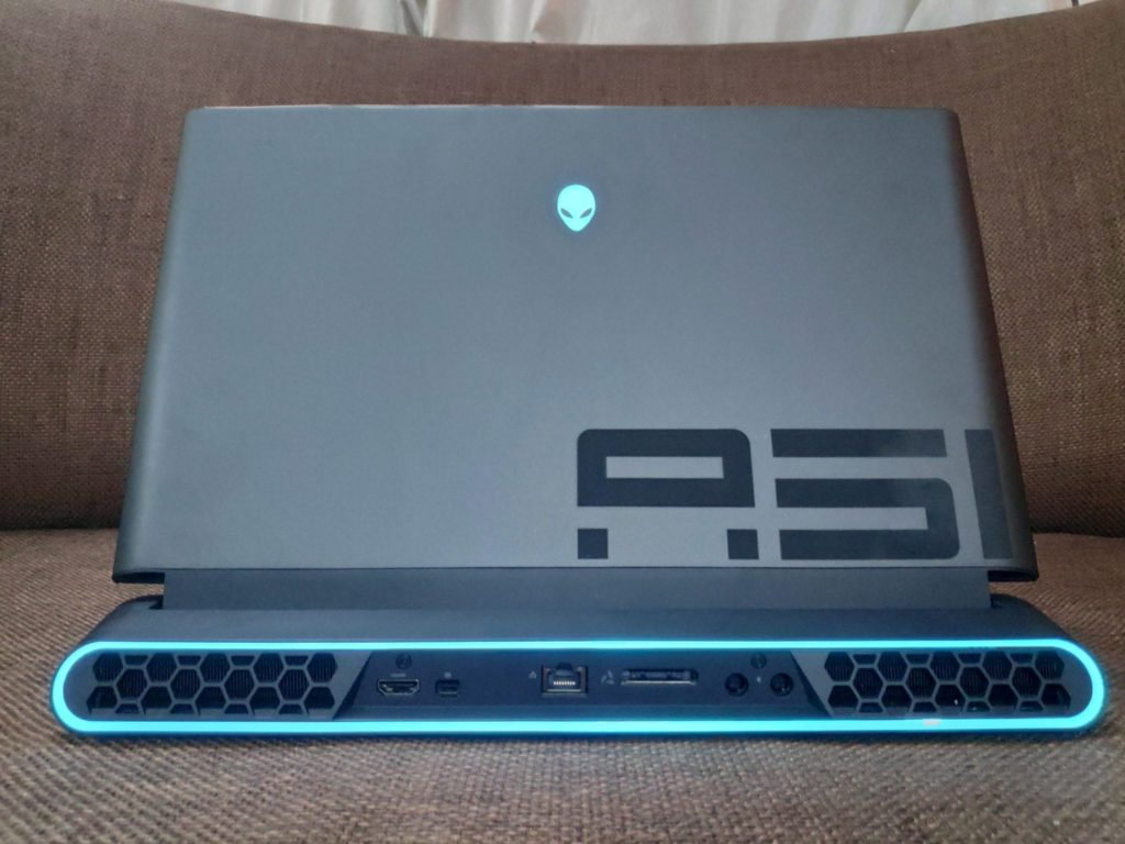 Alienware Area 51m Gaming Laptop Review: Desktop Grade Performance in a Mobile Package
