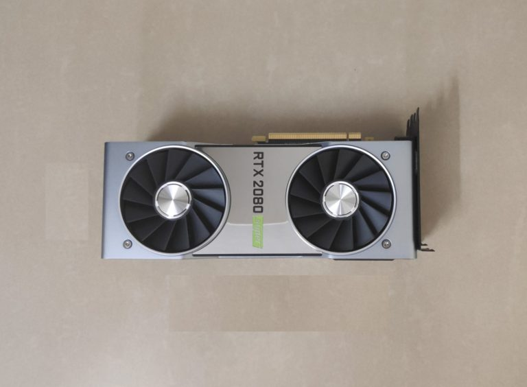NVIDIA GeForce RTX 2080 Super Review: A Shinier, Slightly Faster 2080