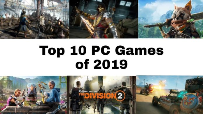 Top-10-PC-Games-of-2019