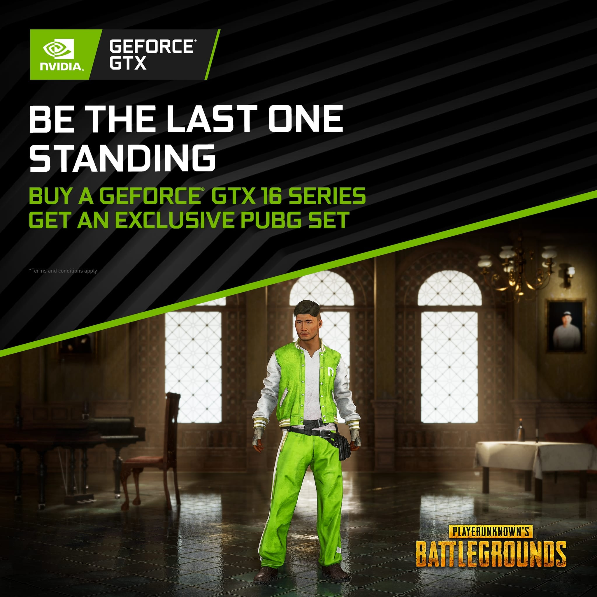 Buy GeForce GTX 16-series, Get the Exclusive NVIDIA