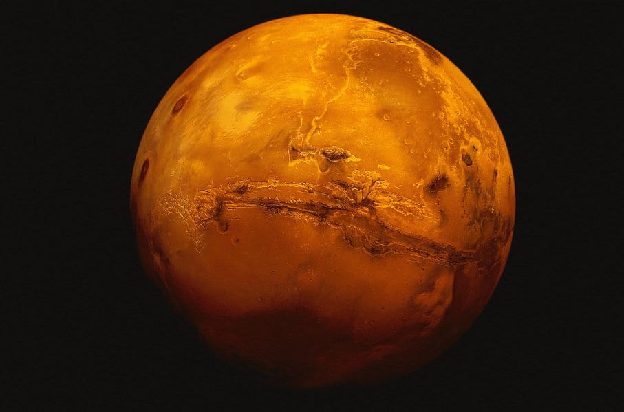 Did Life On Earth Originate From Mars?