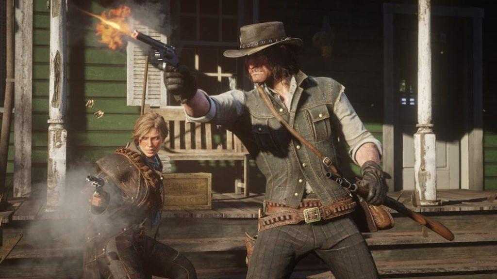Nvidia Thinks You Need a GeForce RTX 2070 Super to Run Red Dead Redemption 2 at 1080p. Haha, no.