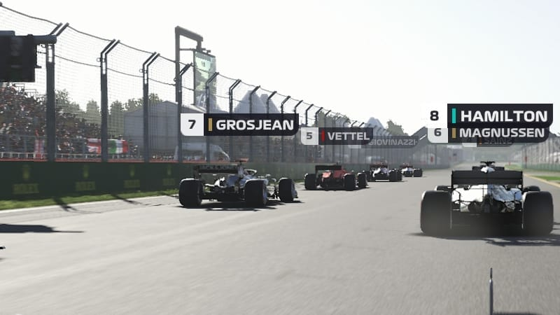 NVIDIA DLSS was prematurely Enabled in F1, Resulting in Blurriness