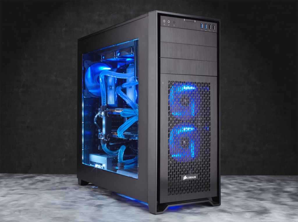 Best PC Case Corsair 750D