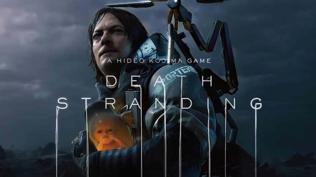 Death Stranding Might Be revealed at Gamescom