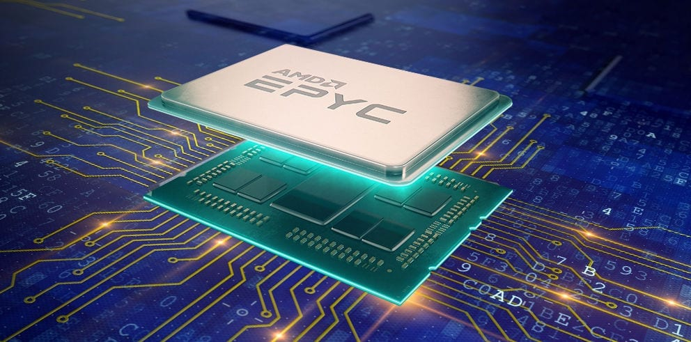 AMD Stock value rises: EPYC Rome Server CPU Share Expected to Double in the Coming Months