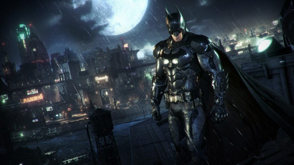 batman arkham knight | gamescom 2019