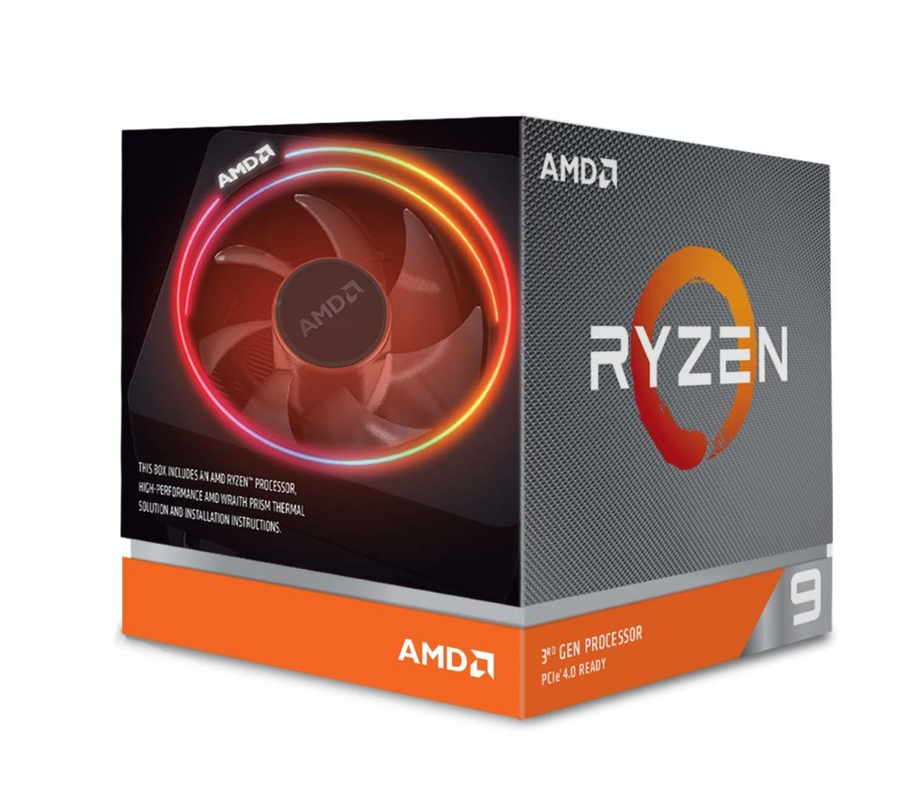 cpu for video editing